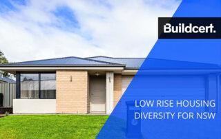 Low Rise Housing Diversity Code