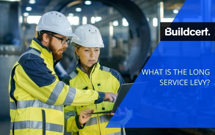 What is the Long Service levy - Buildcert